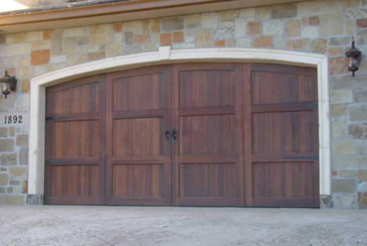Sierra Garage Door Service Inc Wood Carriage Doors